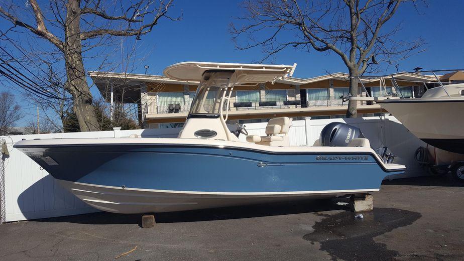 2018 Grady-White Fisherman 216 Power Boat For Sale - www yachtworld com