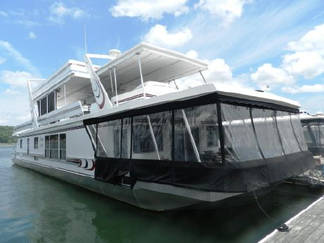 2003 Sunstar 20' x 97' Houseboat