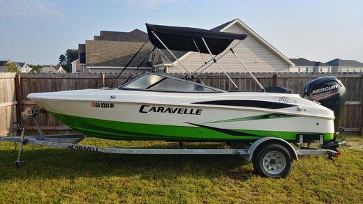 2015 Caravelle 19 EBo Fish & Ski
