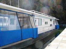 1987 Waterhouse Houseboat
