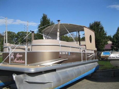 2012 Godfrey Pontoon 2486