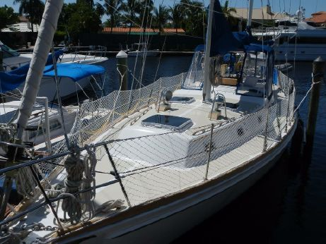 1980 Gulfstar 50 ft Ketch