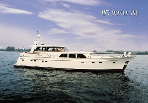 2014 Mulder 68 Wheelhouse