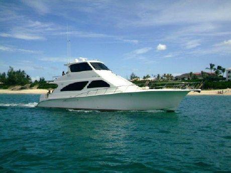 2003 Ocean Yachts Odyssey