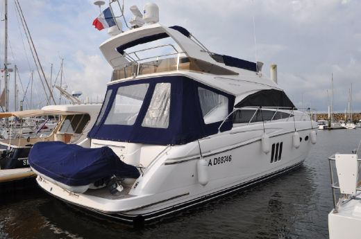 2009 Marine Projects princess 54