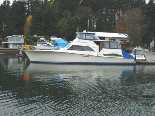 Gig Harbor (WA) United States  city pictures gallery : 1986 Ocean Sunliner Power Boat For Sale www.yachtworld.com