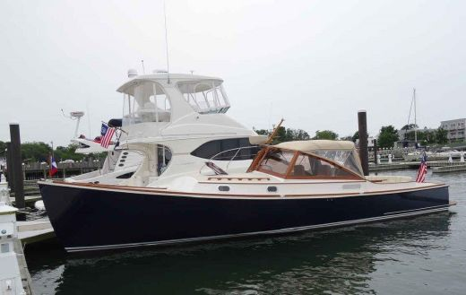 2007 Ch Marine Shelter Island Runabout
