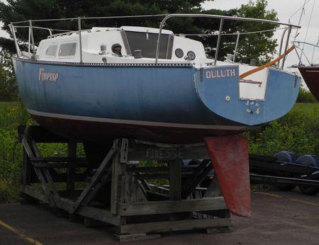1976 Ranger 26