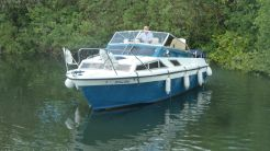 1981 Fairline Holiday