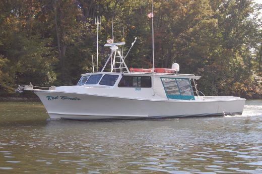 2001 Chesapeake Bay Deadrise Thomas Built 50' x 16'
