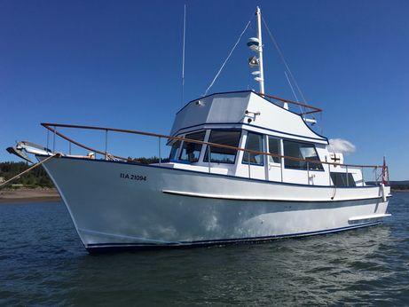 2005 Yukon 36 Trawler