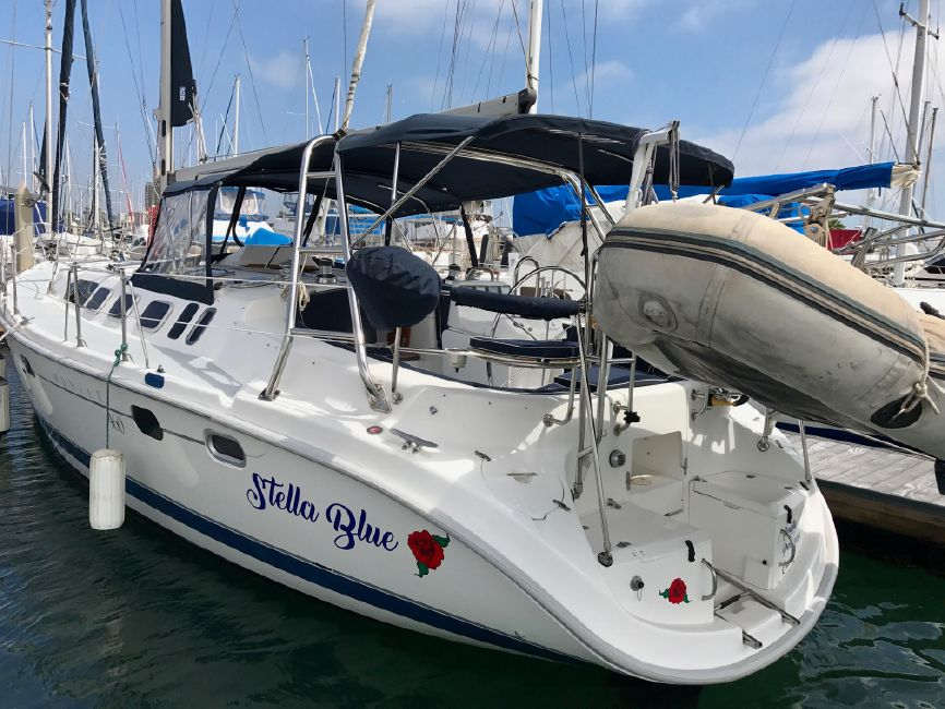 Hunter 460 Sailboat for sale in San Diego