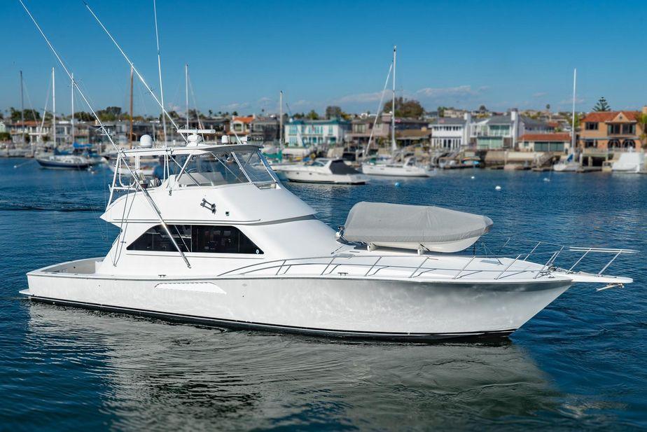 Used Viking Yachts 55 Convertible Fiberglass Prices - Waa2