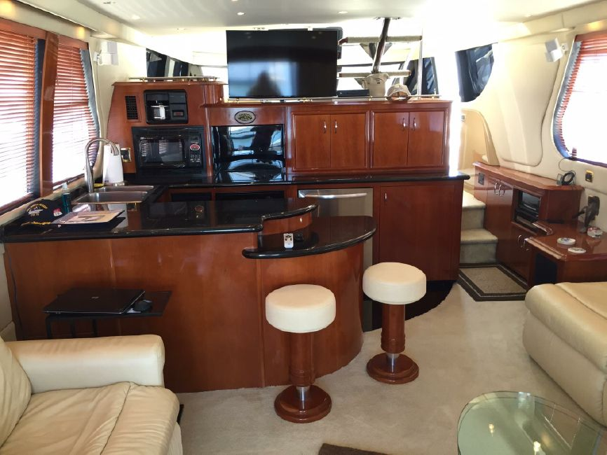 Carver Voyager 570 Pilothouse for sale