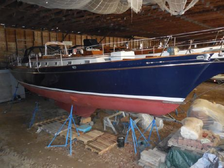 1983 Custom Ketch