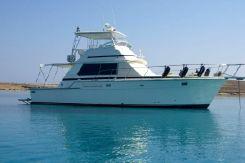1978 Bertram 42 Flybridge Motor Yacht
