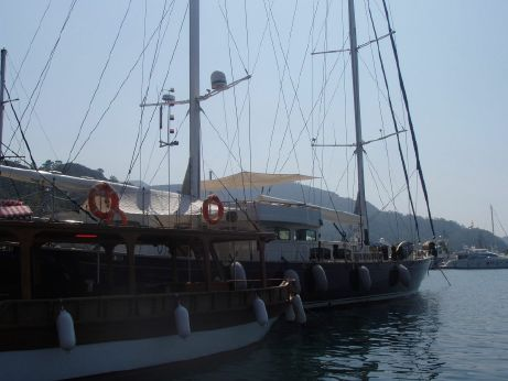 2006 Turkish Motor sailor 44m