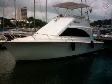 1997 Ocean Yacht 40' supersport