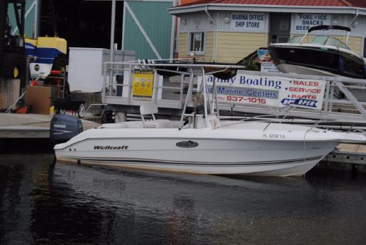 2002 Wellcraft 210 Fisherman