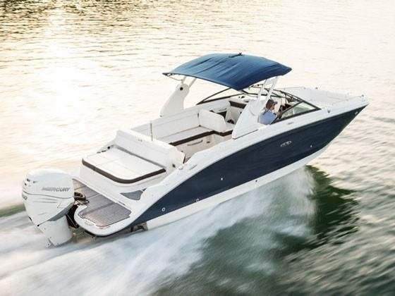 Used Sea Ray 270 Sundeck Outboard Prices - Waa2