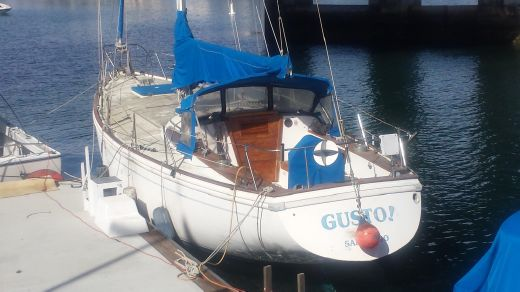 1972 Columbia Yacht 43 Sloop