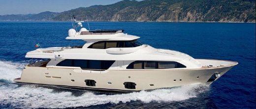 2012 Custom Line Navetta 26 Crescendo