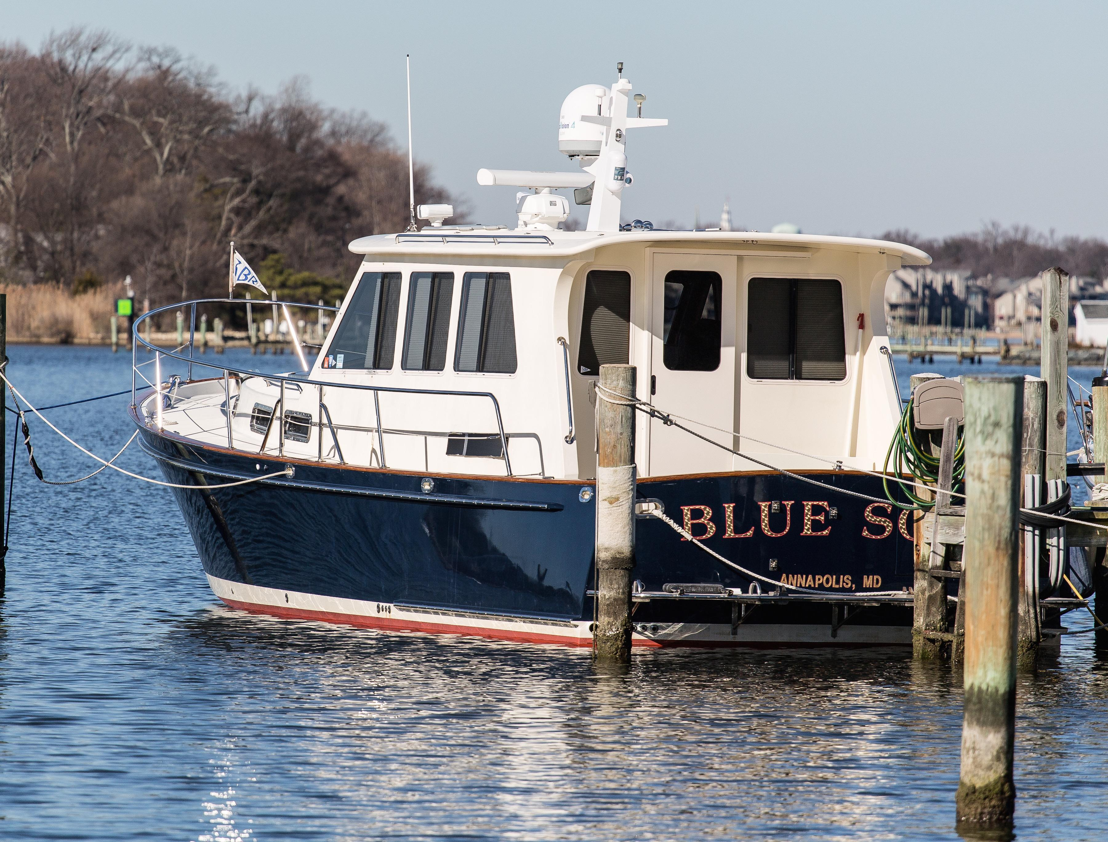 2005Legacy Yachts 42