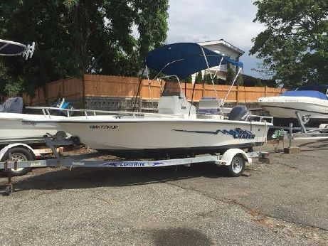 2001 Carolina Skiff SEA CHASER