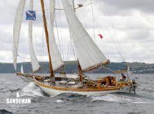 2004 Custom Starling Burgess Staysail Schooner