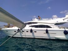 2004 Ferretti Yachts 53/530