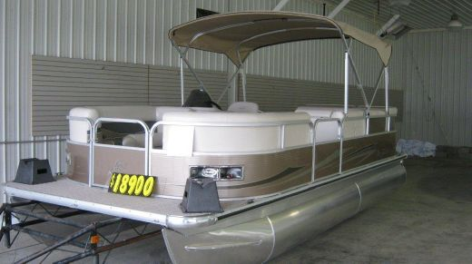 2012 Misty Harbor 2085CS