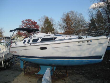 2001 Hunter 320