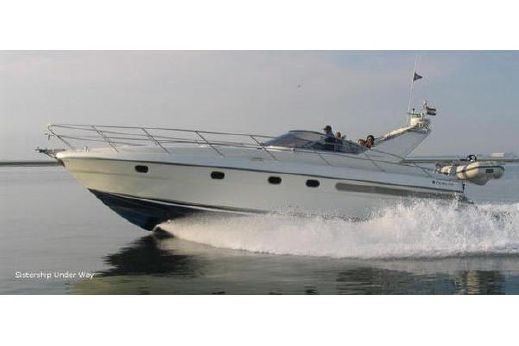 1995 Fairline Targa 41