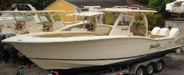 2013 Scout Boats 350LXF