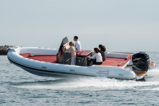 2018 Italiayachts Panarea 26