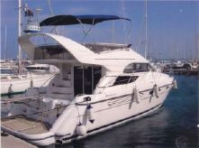 1999 Fairline Phantom 42