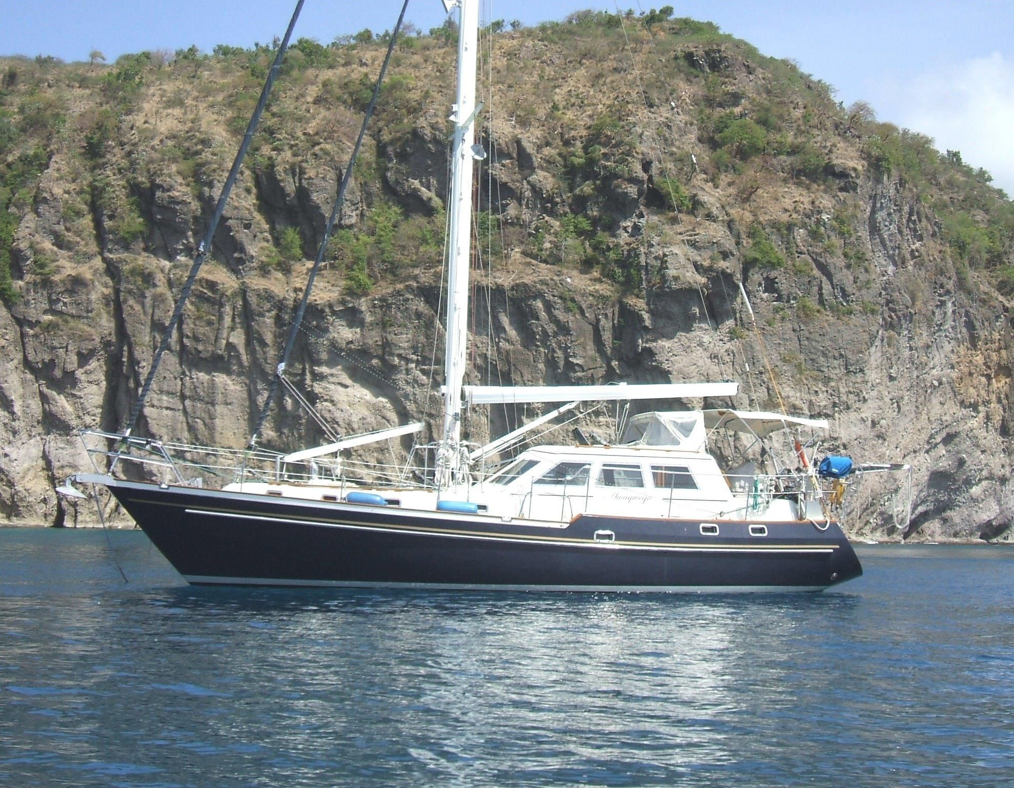 Pilothouse Sailboat For Sale On Vancouver Island