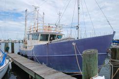 1999 Colvin Tom Colvin Designed - Fazzio Built - North Sea Trawler