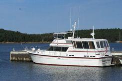 1981 Gulfstar Sundeck Trawler