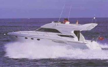 1994 Princess 440