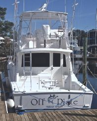 2003 Cabo Yachts 1100hp CR Man 1000 hours