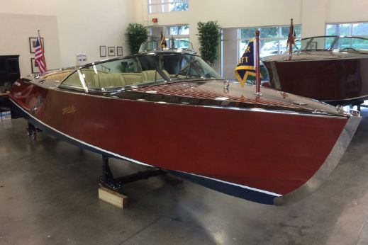 2016 Hacker-Craft 27' Sport Coupe
