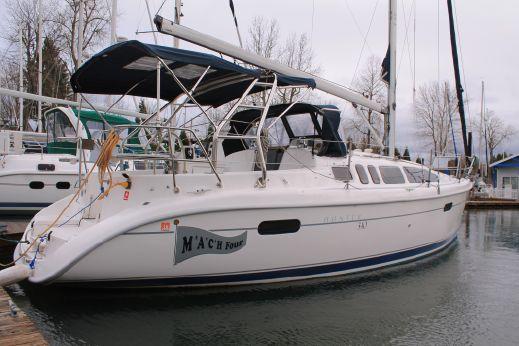2001 Hunter 340