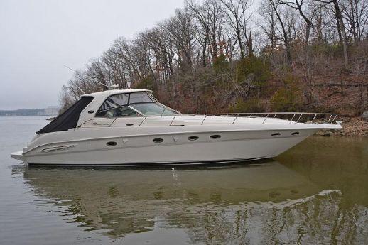 2003 Sea Ray 460 Sundancer