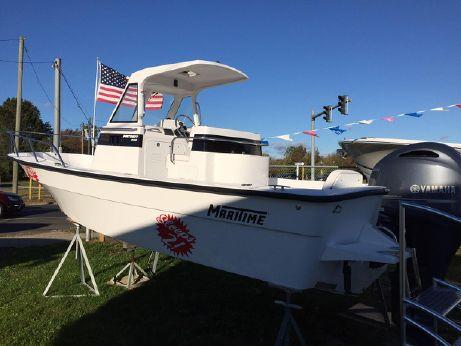 2016 Maritime 23 Patriot