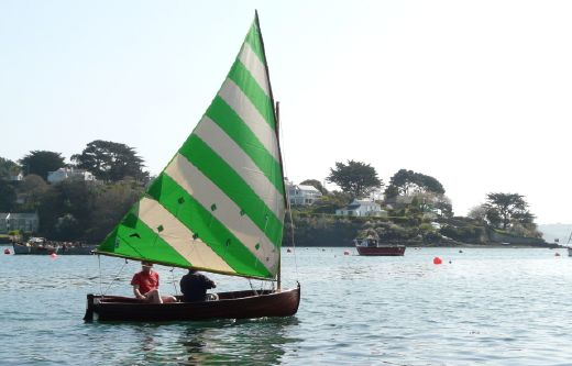 2002 International 12 Sailing dinghy