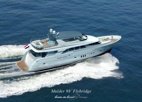 2014 Mulder 98 Flybridge