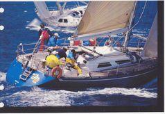 1995 Baltic Yachts 40
