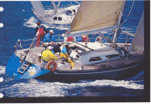 1995 Baltic Yachts 40