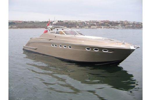 2007 Bilgin Custom Offshore Powerboat
